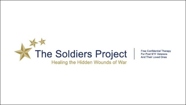 Join us in Donating to The Soldiers Project