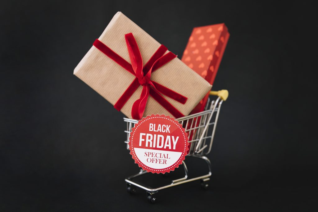 Email Marketing Strategy Tips for Black Friday & Cyber Monday