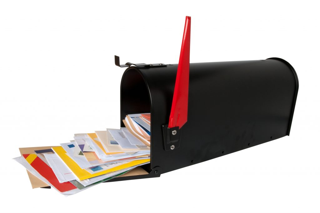 Most Popular Direct Mail Pieces for Campaigns