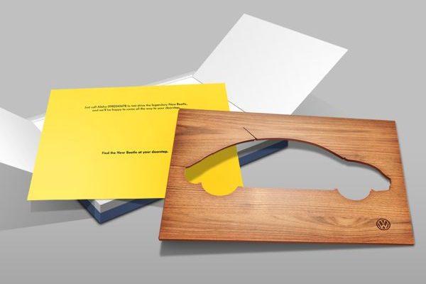 We're Die-Hard Fans of Die-Cut Direct Mail Campaigns