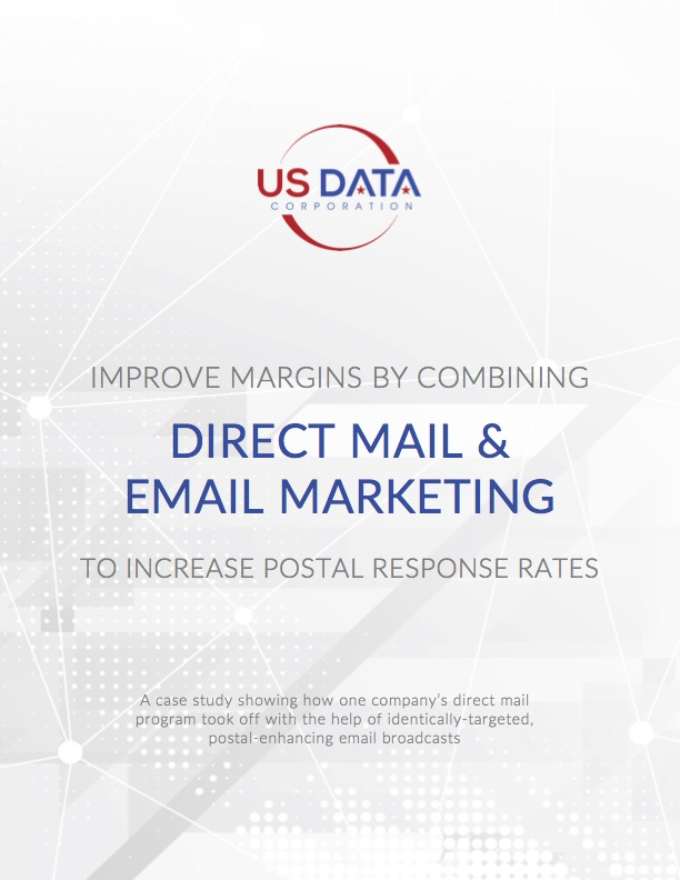 [Case Study] Improve Margins by Combining Direct Mail & Email Marketing