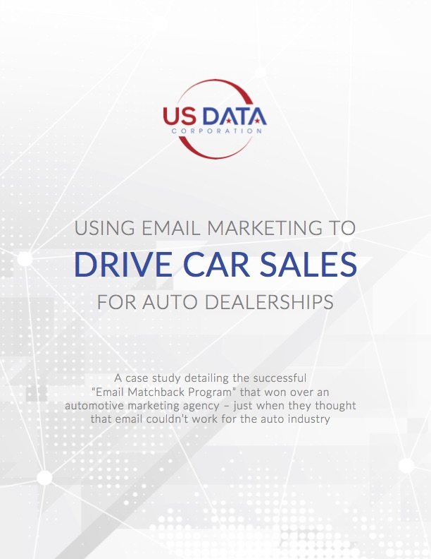[Case Study] Using Email Marketing to Drive Car Sales for Auto Dealerships
