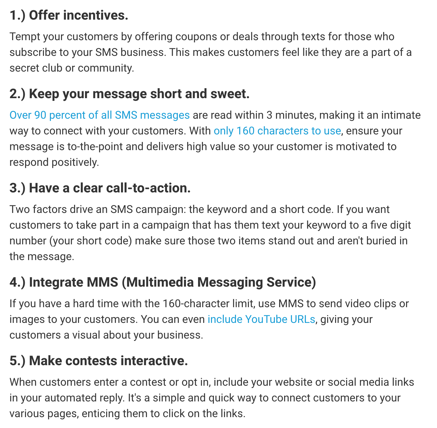Everything To Know About SMS Text Marketing